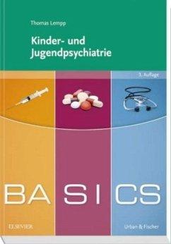 BASICS Kinder- und Jugendpsychiatrie - Lempp, Thomas