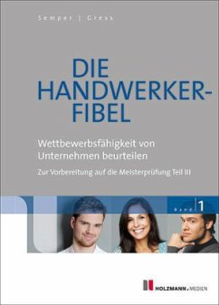 Holzmann Medien, Bad Wörishofen Die Handwerker-Fibel, Band 1