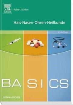 BASICS Hals-Nasen-Ohren-Heilkunde - Gürkov, Robert