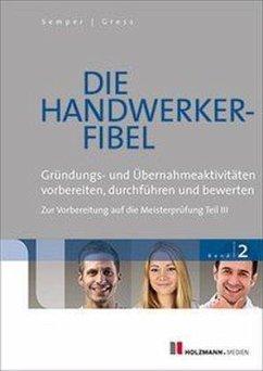 Holzmann Medien, Bad Wörishofen Die Handwerker-Fibel, Band 2