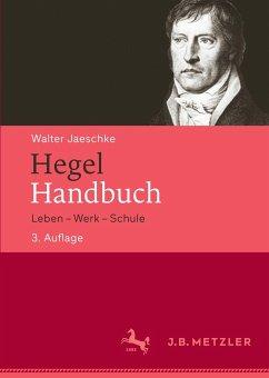 Hegel-Handbuch - Jaeschke, Walter