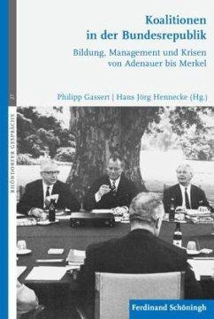 Koalitionen in der Bundesrepublik
