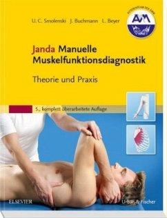 Janda Manuelle Muskelfunktionsdiagnostik - Smolenski, Ulrich C.; Buchmann, Johannes; Beyer, Lothar