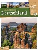 Deutschland 2017 - Wochenplaner