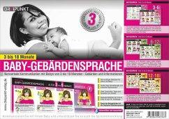 Baby-Gebärdensprache, 3 Info-Tafeln
