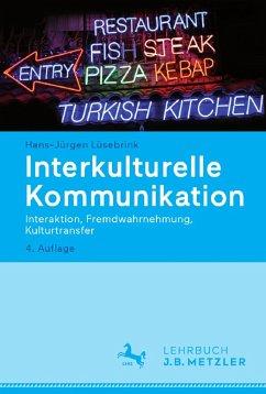 Interkulturelle Kommunikation - Lüsebrink, Hans-Jürgen