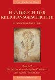 Handbuch der Religionsgeschichte im deutschsprachigen Raum Band 6/2