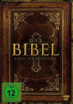 Die Bibel-Rätsel der Geschichte DVD-Box