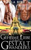 Geheime Liebe des Gestaltwandlers: Eine Shapeshifter Romanze (Wild Alpha Shifter Mates, #4) (eBook, ePUB)
