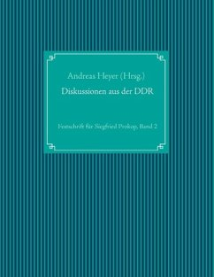 Diskussionen aus der DDR (eBook, ePUB)