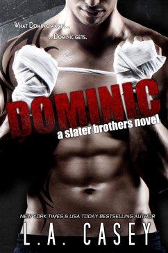 Dominic (Slater Brothers, #1) (eBook, ePUB)
