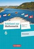 Schlüssel zur Mathematik 6. Schuljahr - Differenzierende Ausgabe Rheinland-Pfalz - Arbeitsheft mit Online-Lösungen