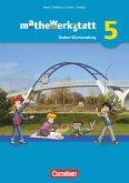 mathewerkstatt - Mittlerer Schulabschluss Band 5 - Baden-Württemberg - Schülerbuch