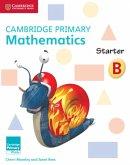 Cambridge Primary Mathematics Starter Activity Book B