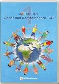1. Schuljahr, Lieder und Kontrastpaare, 2 Audio-CDs / ABC der Tiere, Neubearbeitung 2016