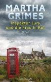 Inspektor Jury und die Frau in Rot / Inspektor Jury Bd.23 (eBook, ePUB)