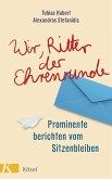 Wir, Ritter der Ehrenrunde (eBook, ePUB)