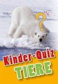 Kinder-Quiz Tiere (eBook, ePUB)