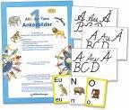1. Schuljahr, Ankerbilder Ergänzungskarten / ABC der Tiere, Neubearbeitung 2016