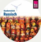 Reise Know-How Kauderwelsch AusspracheTrainer Russisch, 1 Audio-CD