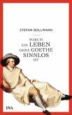Warum ein Leben ohne Goethe sinnlos ist (eBook, ePUB)
