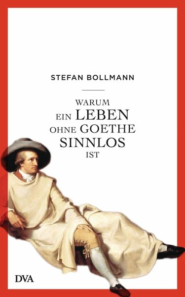 warum ein leben ohne goethe sinnlos ist ebook epub von stefan bollmann. Black Bedroom Furniture Sets. Home Design Ideas
