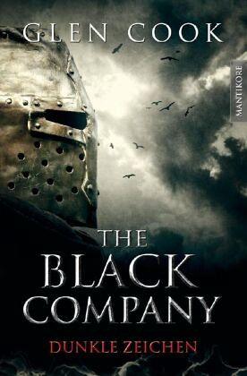 Buch-Reihe The Black Company