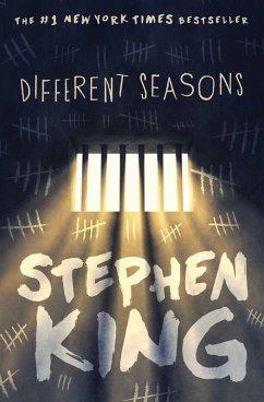 Different Seasons (eBook, ePUB) - King, Stephen