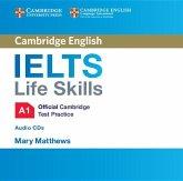 IELTS Life Skills Official Cambridge Test Practice A1 Audio CDs