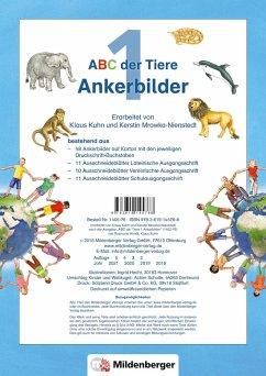 ABC der Tiere 1 - Ankerbilder · Neubearbeitung - Kuhn, Klaus