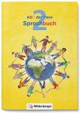 ABC der Tiere 2 - Sprachbuch - Neubearbeitung