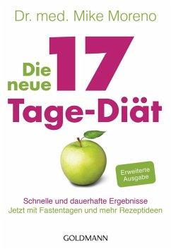 Die neue 17-Tage-Diät (eBook, ePUB) - Moreno, Mike