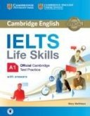 IELTS Life Skills Official Cambridge Test Practice A1 Student's Book with Answers and Audio