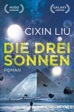 Die drei Sonnen / Trisolaris-Trilogie Bd.1 (eBook, ePUB) - Liu, Cixin