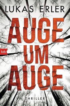 Auge um Auge / Cornelius Teerjong Bd.1 (eBook, ePUB) - Erler, Lukas