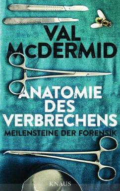Anatomie des Verbrechens (eBook, ePUB) - McDermid, Val