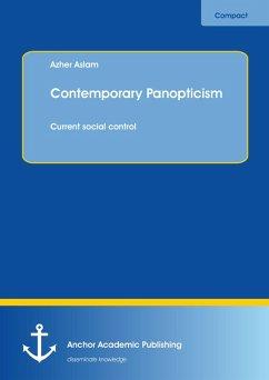 Contemporary Panopticism (eBook, PDF) - Aslam, Azher