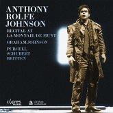 Anthony Rolfe Recital At La Monnaie