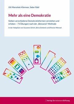 Mehr als eine Demokratie (eBook, PDF) - Maroshek-Klarman, Uki; Rabi, Saber