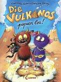 Die Vulkanos pupsen los! / Vulkanos Bd.1 (eBook, ePUB)