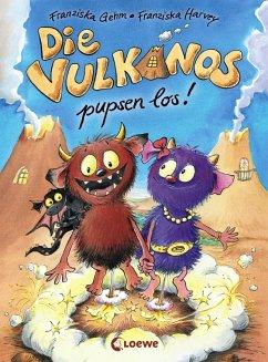 Die Vulkanos pupsen los! / Vulkanos Bd.1 (eBook, ePUB) - Gehm, Franziska
