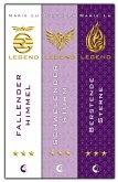 Legend - Die komplette Trilogie / Legend Trilogie Bd.1-3 (eBook, ePUB)
