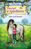 Lena und Samson / Ponyhof Apfelblüte Bd.1 (eBook, ePUB)