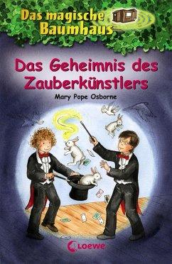 Das Geheimnis des Zauberkünstlers / Das magische Baumhaus Bd.48 (eBook, ePUB) - Pope Osborne, Mary