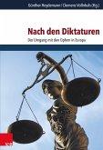 Nach den Diktaturen (eBook, PDF)