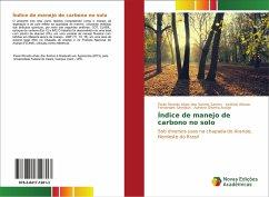 Índice de manejo de carbono no solo