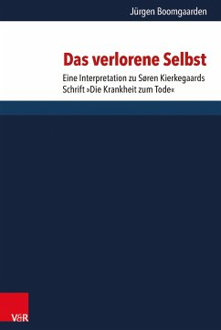 Das verlorene Selbst (eBook, PDF) - Boomgaarden, Jürgen