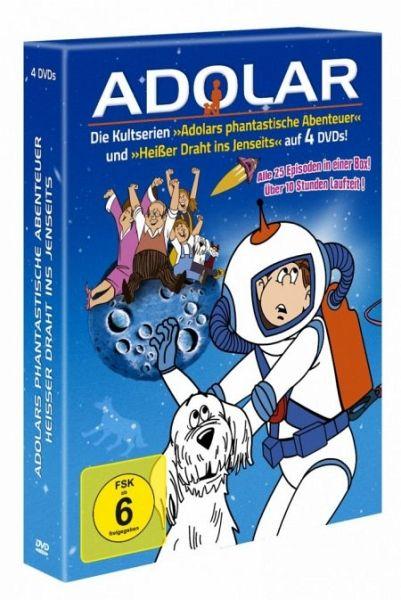 Adolar - Adolars phantastische Abenteuer / Heißer Draht ins Jenseits ...