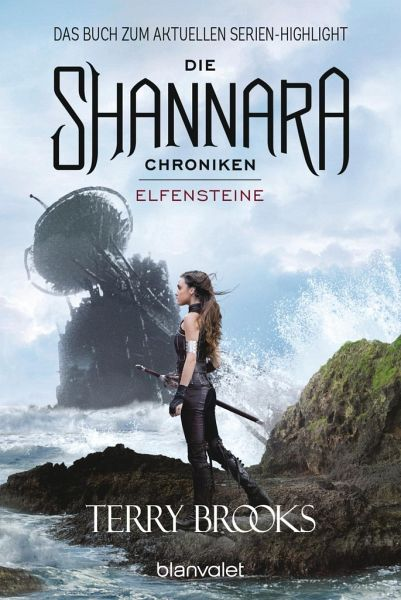 Elfensteine / Die Shannara-Chroniken Bd.1 - Brooks, Terry