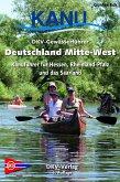 Gewässerführer Deutschland Mitte-West